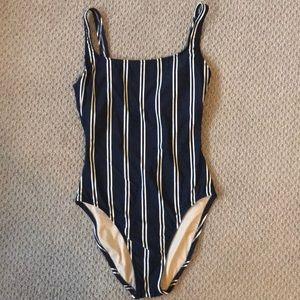 JCREW One piece bathing suit, barely worn